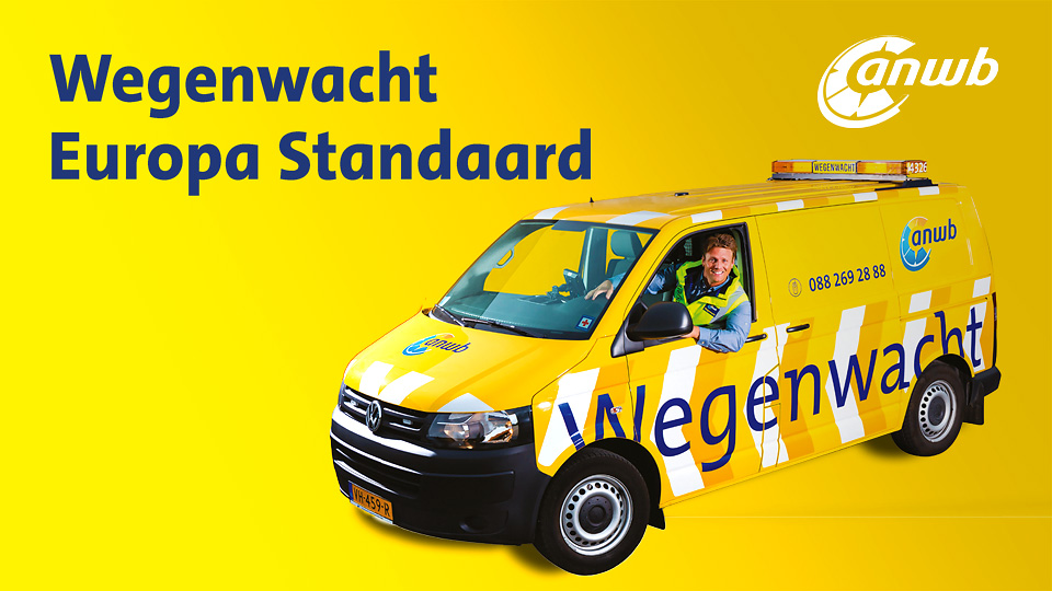 Altermedia ANWB Wegenwacht  Vrachtwagenreclame Trailerreclame