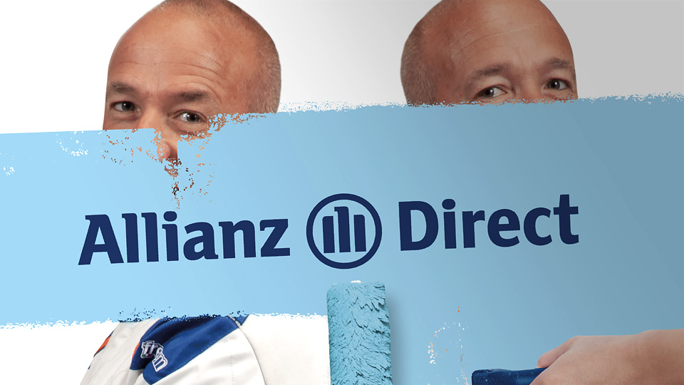 Altermedia Allianz AllianzDirect Vrachtwagenreclame Trailerreclame
