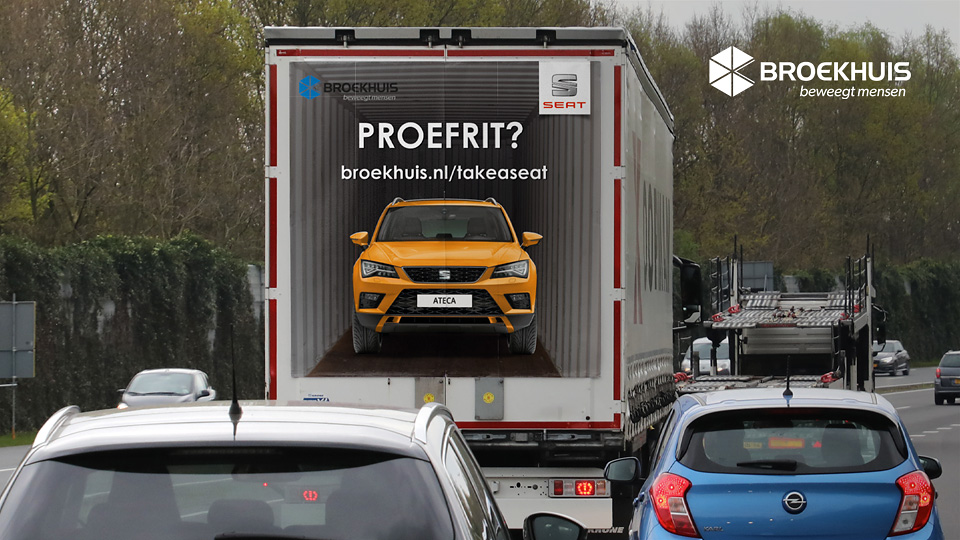 Altermedia Broekhuis Private Lease Vrachtwagenreclame Trailerreclame