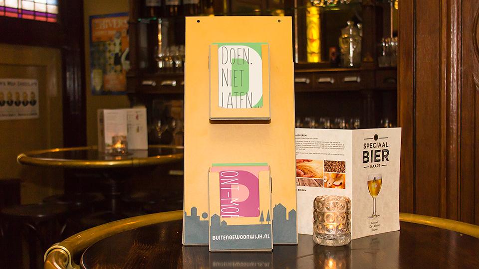 Altermedia BureauZuid Buitengewoonwijk Pluscards visitekaartjes