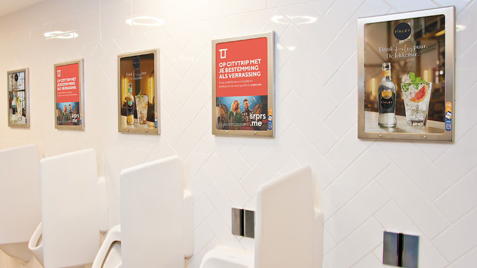 Altermedia Coca Cola Finley Toiletreclame Wcreclame Toiletmedia Washroom media