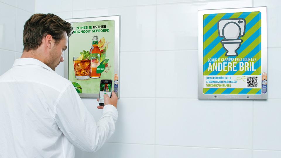 Altermedia Coca Cola Fusetea Toiletreclame Wcreclame Toiletmedia Washroom media