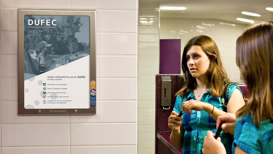 Altermedia Dufec Toiletreclame Wcreclame Toiletmedia Washroom media