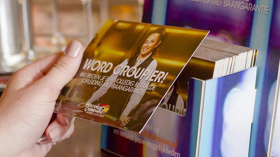 Altermedia Holland Casino Pluscards Visitekaartjes