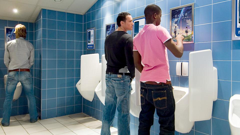 Altermedia Periscoop Toiletreclame WCreclame Toiletmedia Washroom media