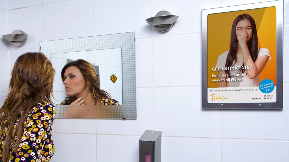 Altermedia Florein Wcreclame Toiletmedia Washroom media