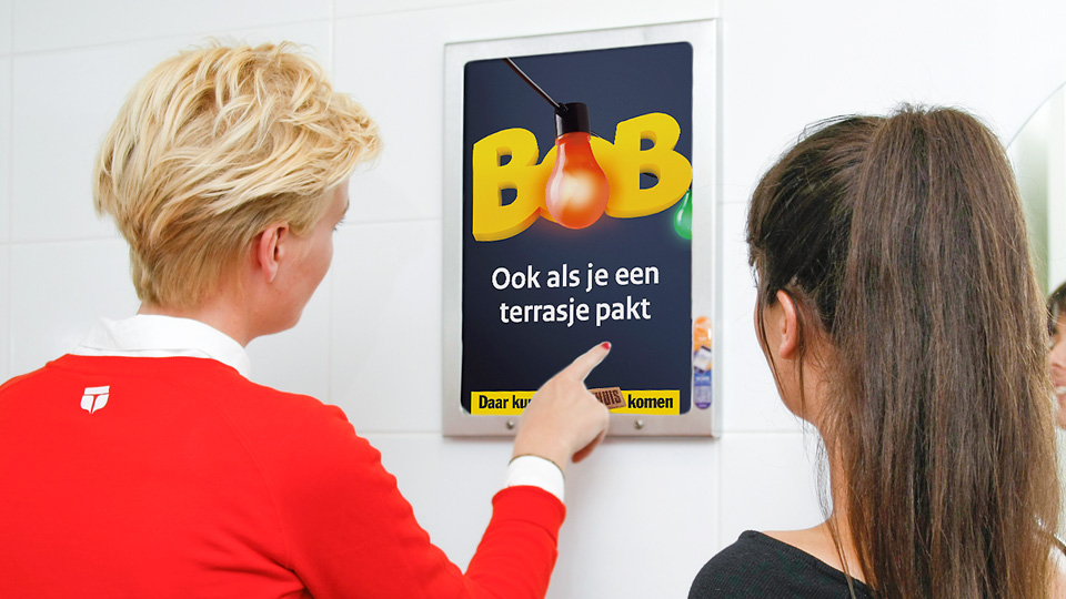 Altermedia GemeenteAmsterdam WCreclame toiletmedia Washroom media